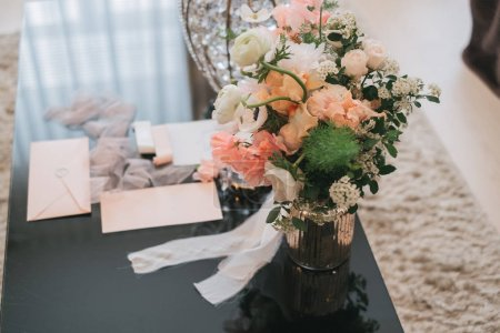 bouquet de mariée belle