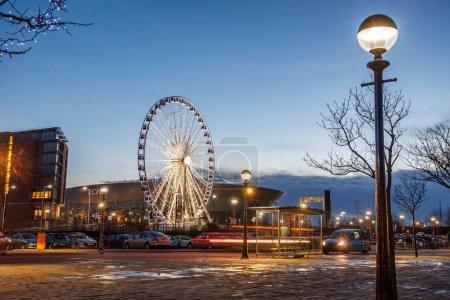 Ferris Wheel Liverpool