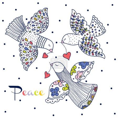 peace cute background