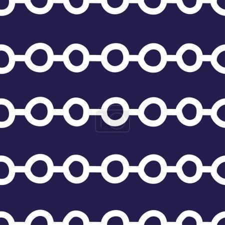 chain seamless pattern