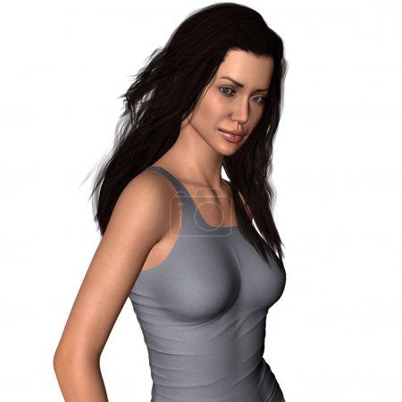 Анджелина Джоли фото девушки