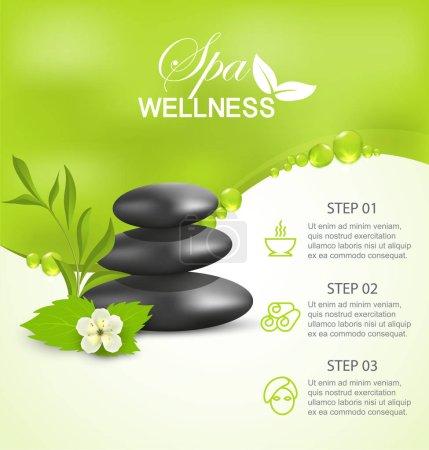 Wellness spa treatment