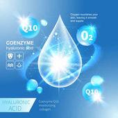 Hyaluronic Acid drop