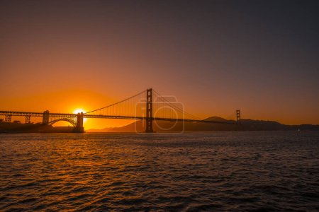 Photo for Golden Gate bridge in San Francisco - Royalty Free Image