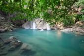 Erawan Waterfall 4th level