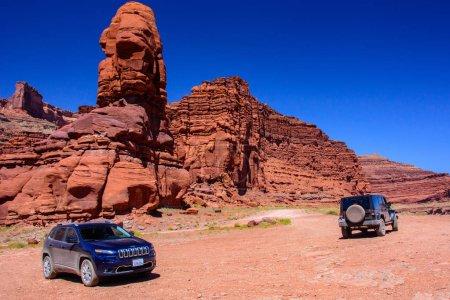 Moab Utah USA June 15
