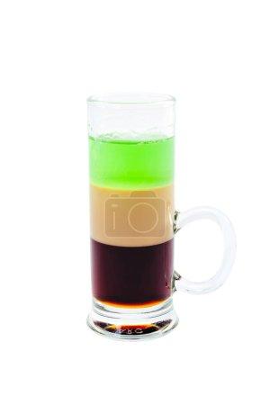 layered shot cocktail
