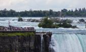Landscape photos of niagara falls