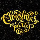 Veselé vánoční plakát