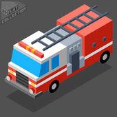 car fire truck