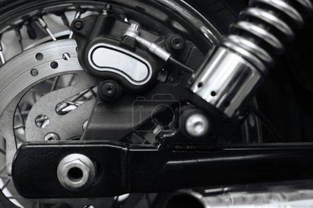 Picture of tricky motorbike mechanics