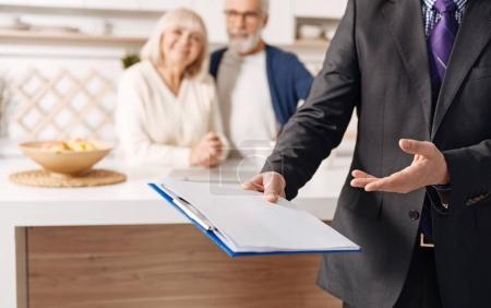 ecurity advisor demonstrating document
