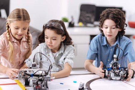 Inventive children testing technologies