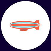 blimp computer symbol