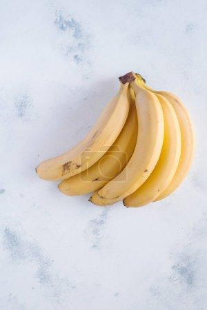 Photo pour Banane. Banane mûre isolé sur fond blanc. - image libre de droit