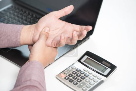 sore wrist - occupational disease