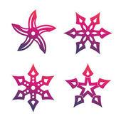 ninja throwing stars shurikens
