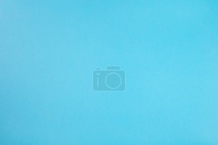 Photo for Blue, turquoise background with high resolution. Top view. Copy space - Royalty Free Image