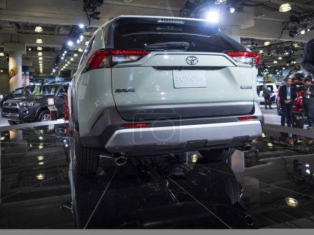 Toyota debuts the new Rav4