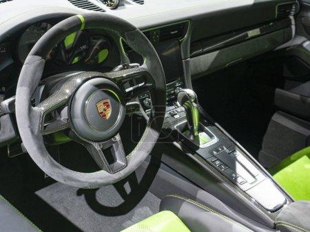Порше 911 ГТ3 РС Wiessach