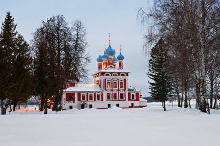 Church of Tsarevich Dimitry on the Blood in Uglich...