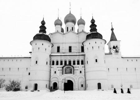 """Photo pour L """"Église de la Résurrection et les Saintes Portes à Rostov Velikiy, Russie - image libre de droit"""