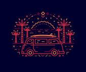 Van life icon