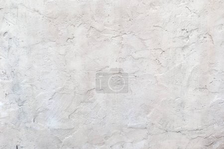 Photo for Plaster concrete stone wall texture background. - Royalty Free Image