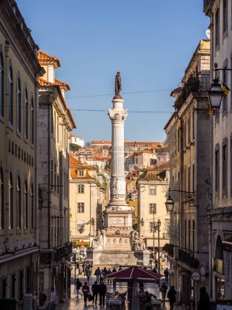 Column of Pedro IV on Rossio Square