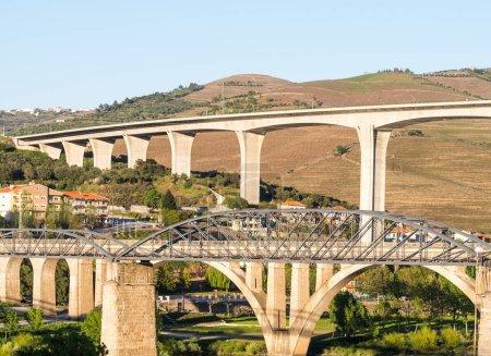 Bridges in Peso da Regua
