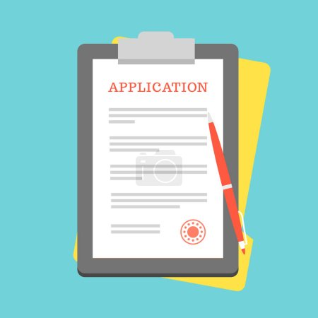 Application Form icon