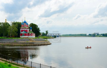 Church of Tsarevich Dmitry on Blood in Uglich, Rus...