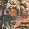 Постер, плакат: Hot chocolate with cinnamon