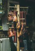 Maďarské Uzené maso a klobásy