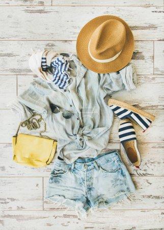 summer women's clothes