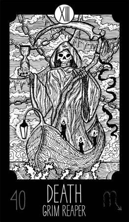 Death. Grim Reaper.