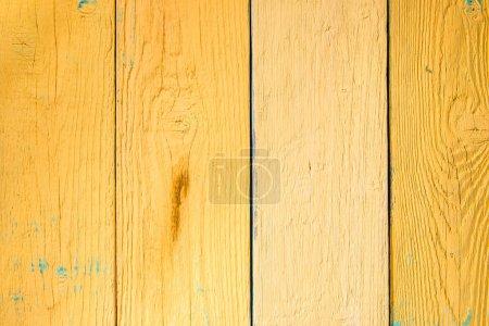 Photo pour Photo de la texture du bois orange, planche verticale - image libre de droit