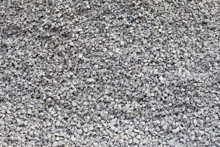 Hill gray gravel