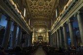 Church of Santa Cecilia in Trastevere, Rome, Italy.