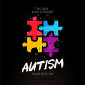 Autism Awareness Day It's okay to be different