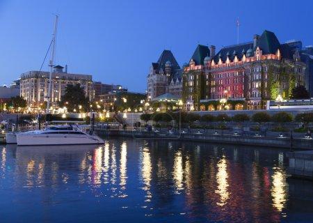 Victoria Night Lights
