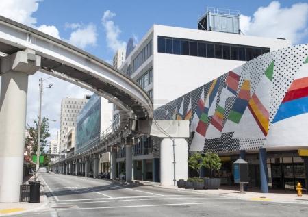 Miami Downtown Street