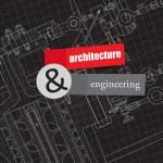 Vector technical blueprint of mechanism. Engineer ...