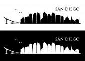 san diego skylines set