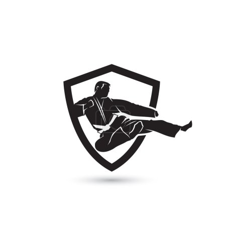 Martial arts symbol