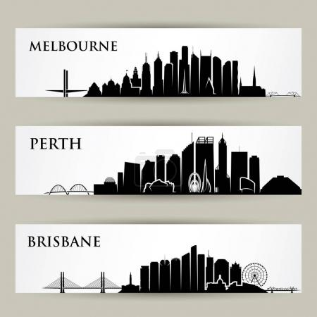 Australia cities skylines