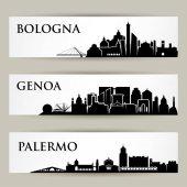 Italian cities skylines