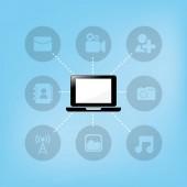Sociální média a sítí