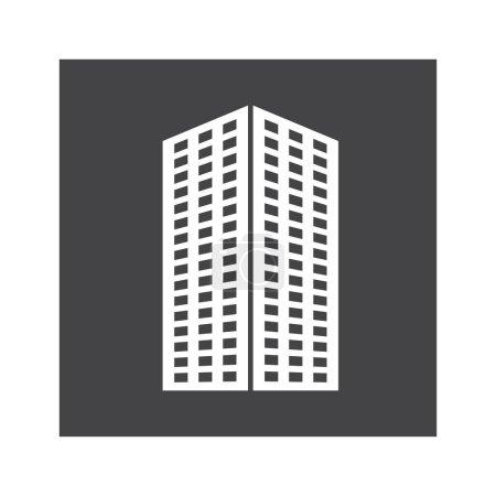 contour building line sticker image