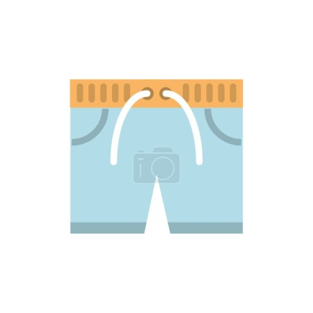 swimming shorts related icon
